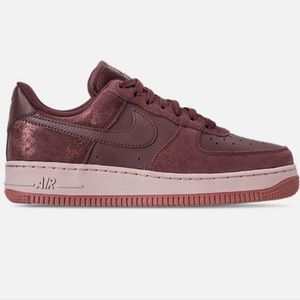 2Day Sale!Nike Air Force 1 '07 Premium Casual Shoe